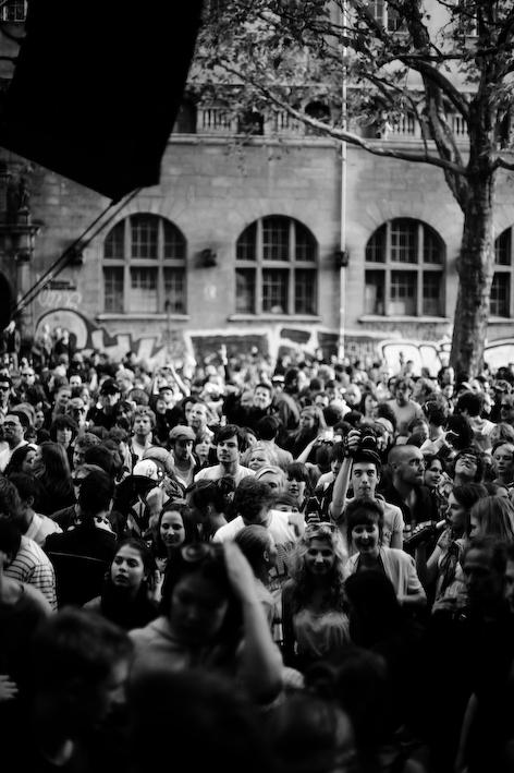 Die Block Party Ist Zur U00fcck Mit Vergn U00fcgen Berlin