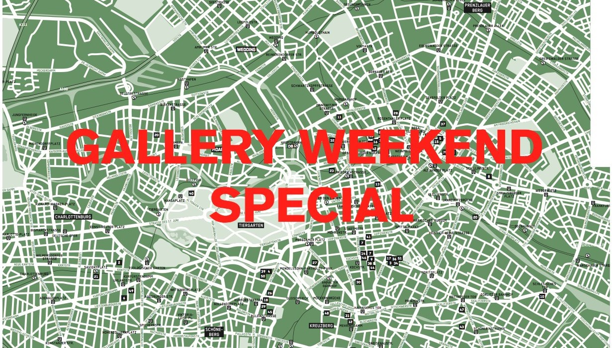 Gallery Weekend Special