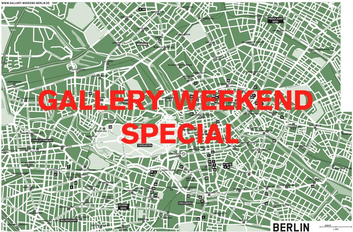 Gallery Weekend Special