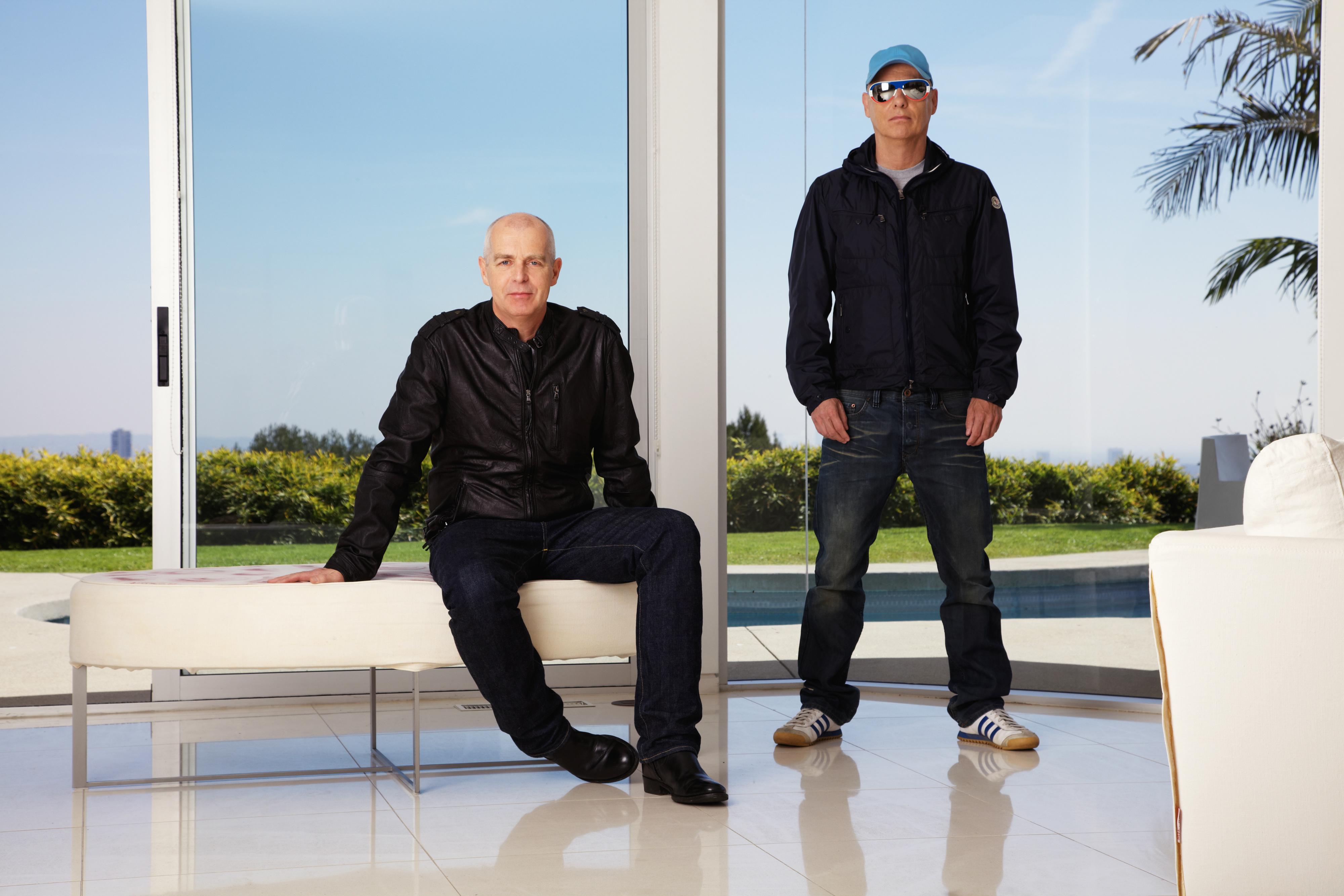 Pet Shop Boys (c) Ann Summa