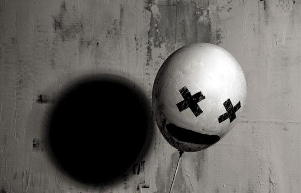 Toter Balloon