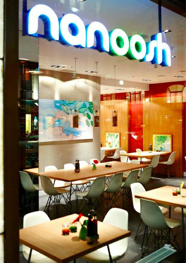 Nanoosh Restaurant Nyc
