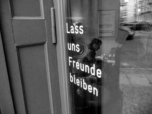 Berlin Freunde Bleiben Lass Uns million barrels