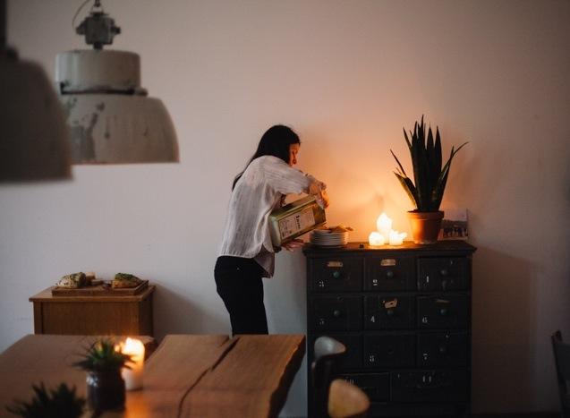 Abendbrot mit Sarah – Le Bon