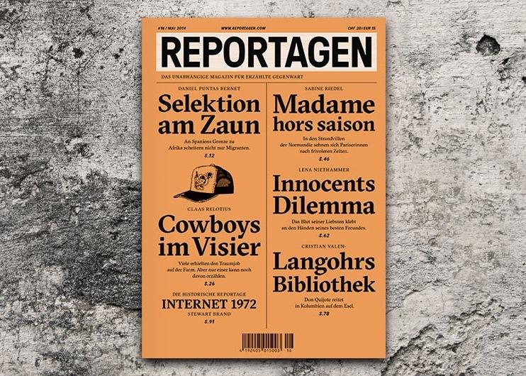 reportagen