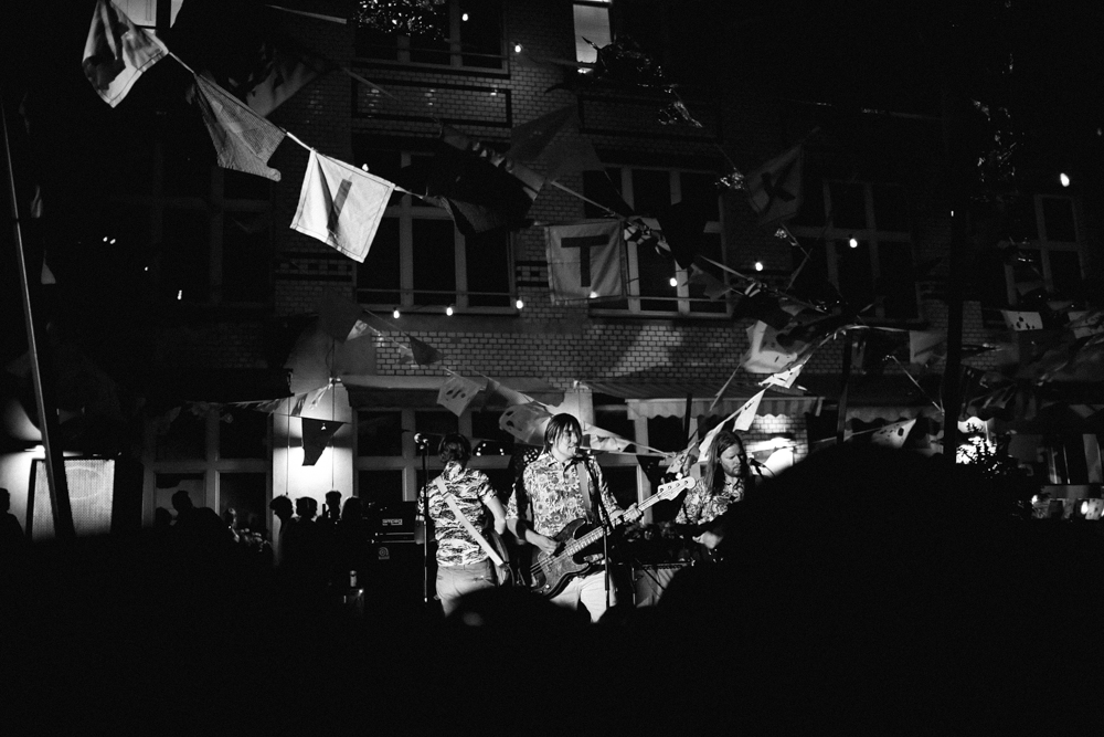 Arcade Fire Michelberger – Matze Hielscher