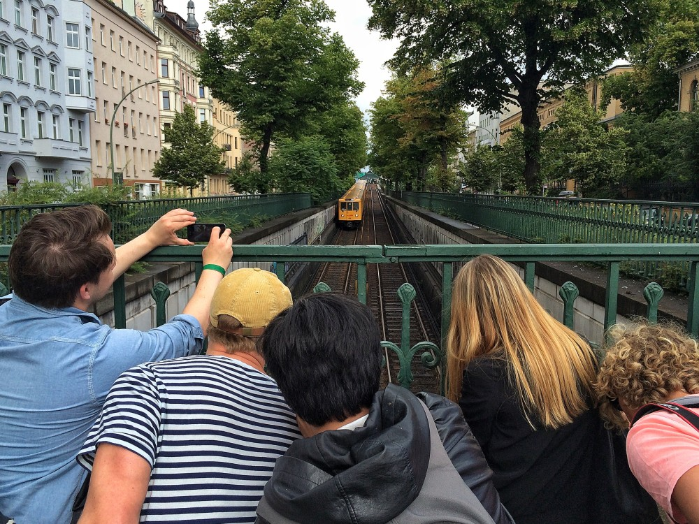 Borke – Everchanging Berlin