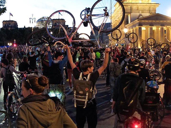 Critical Mass Berlin
