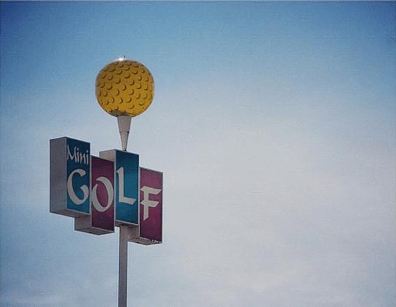 Minigolf – Bonelady Instragram