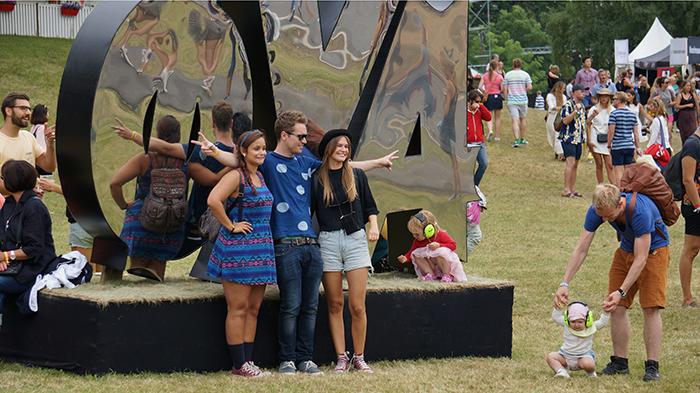 Oya Festival – Besucher