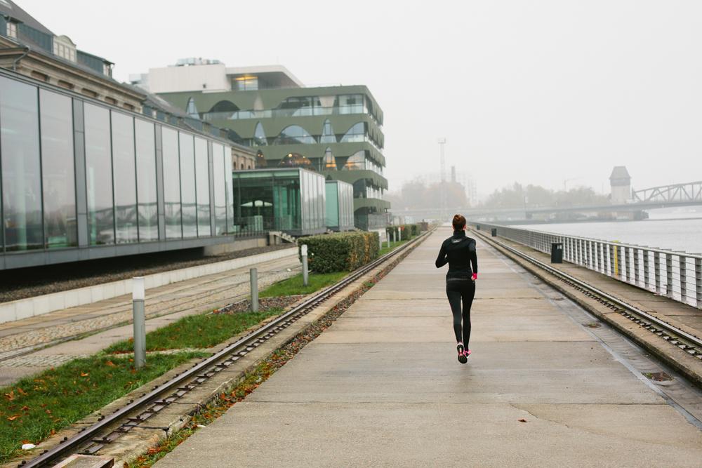 Adidas, Boost, Laufstrecke Berlin, Stralauer