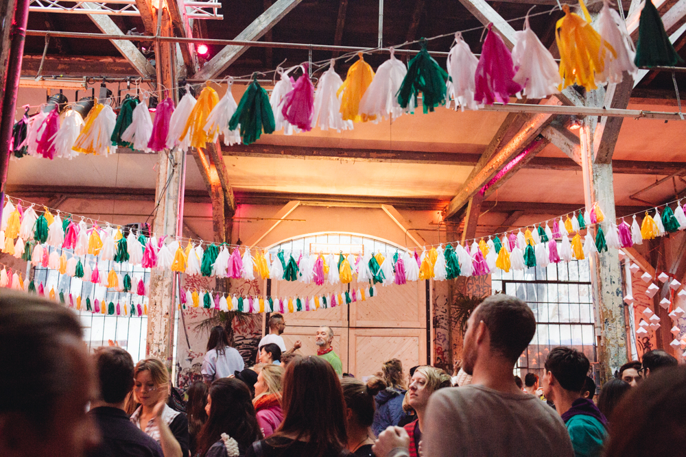 Morning Gloryville, Fotos, Berlin