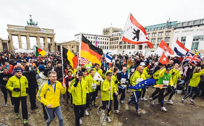 Berliner Neujahrslauf 110101