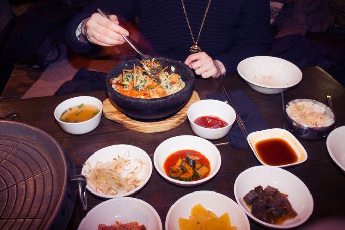 Kimchi Princess, 40 Days of Eating