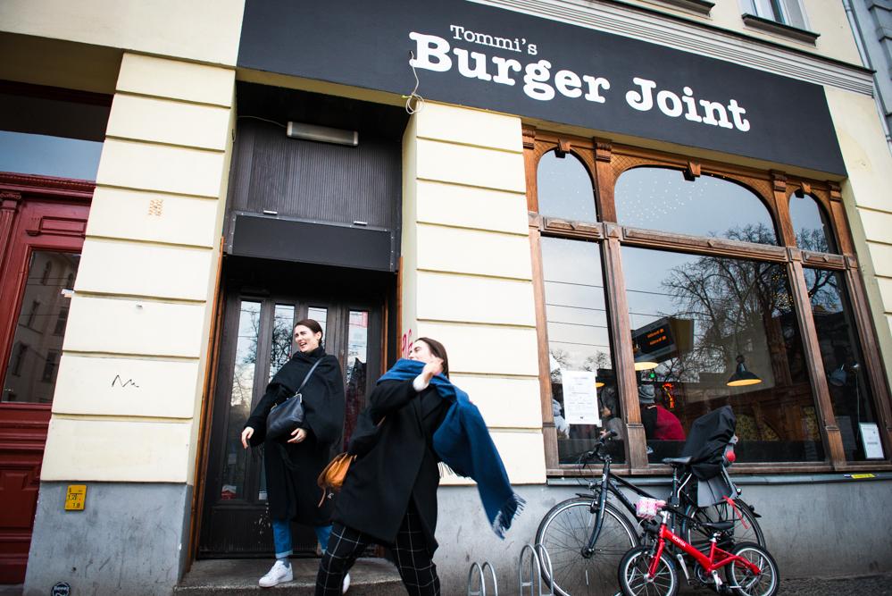40 days of eating 2015 11 tommi 39 s burger joint mit. Black Bedroom Furniture Sets. Home Design Ideas