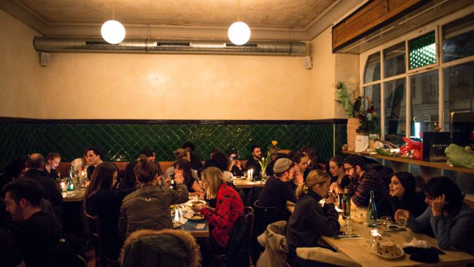 Beuster, 40 Days of Eating, Berlin, Restaurant