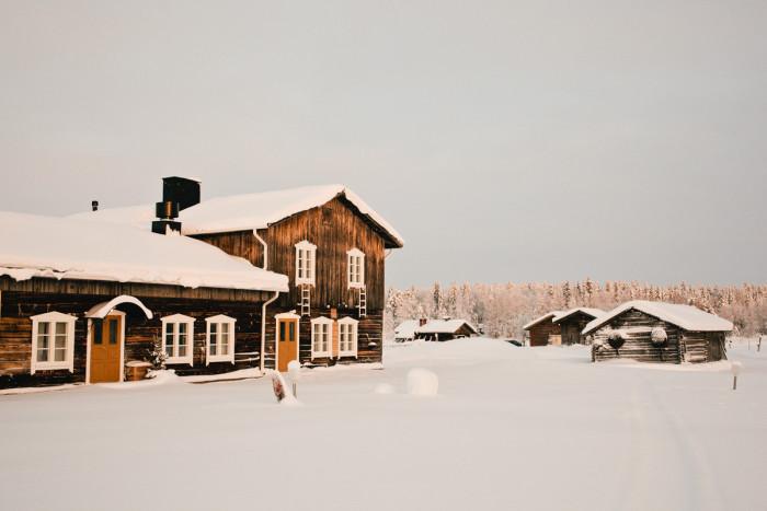 finnland, lappland, levi