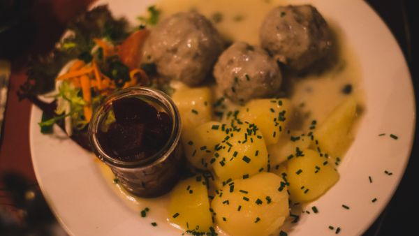 Dicke Wirtin, 40 Days of Eating, Berlin, Restaurant