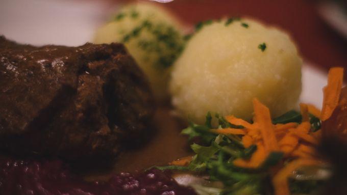 Dicke Wirtin, 40 Days of Eating, Berlin, Restaurant