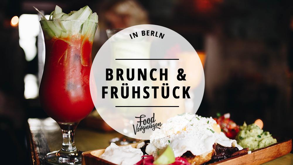 Frühstücken in Berlin, Brunchen in Berlin