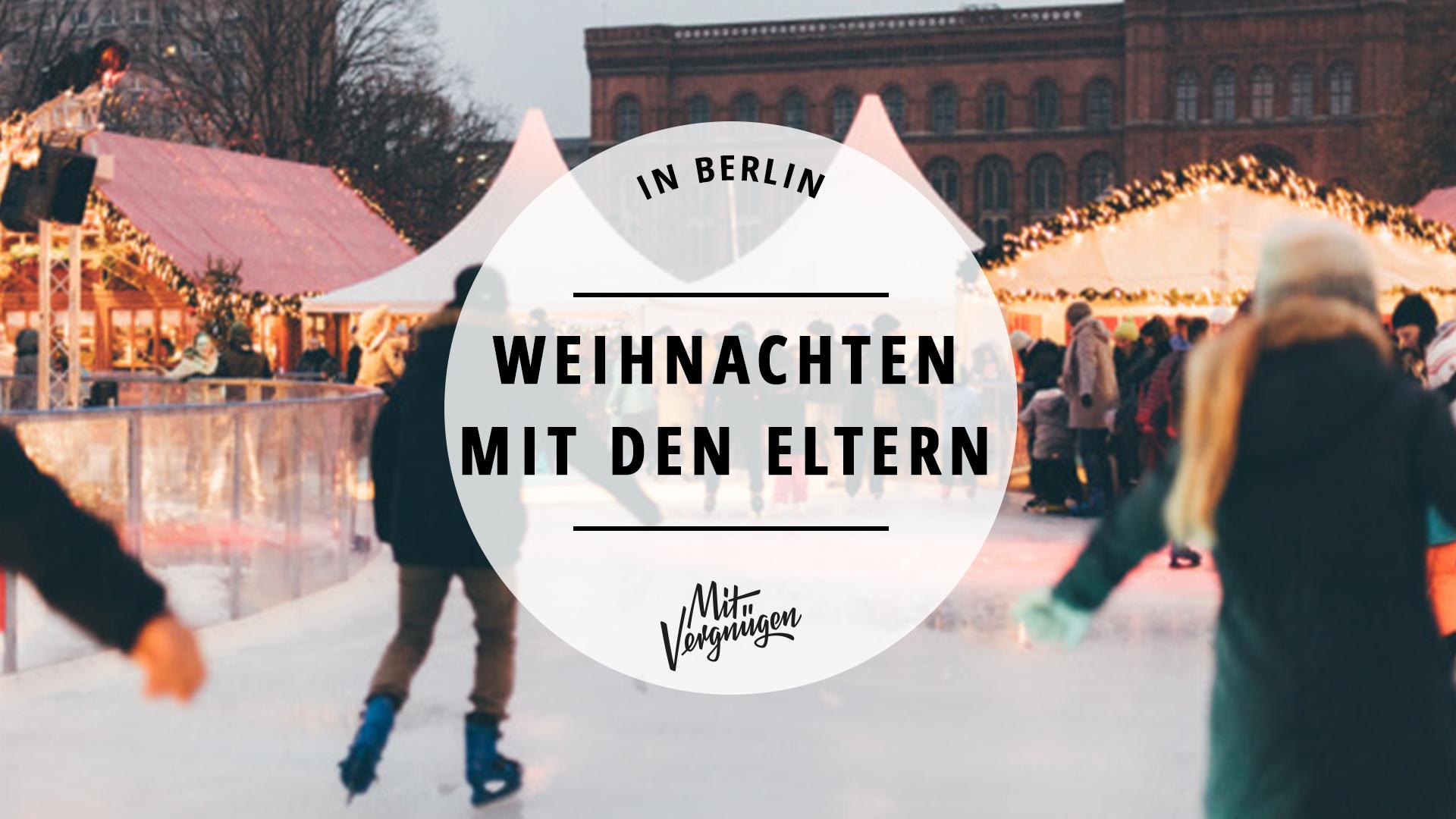 Berlin Mit Eltern