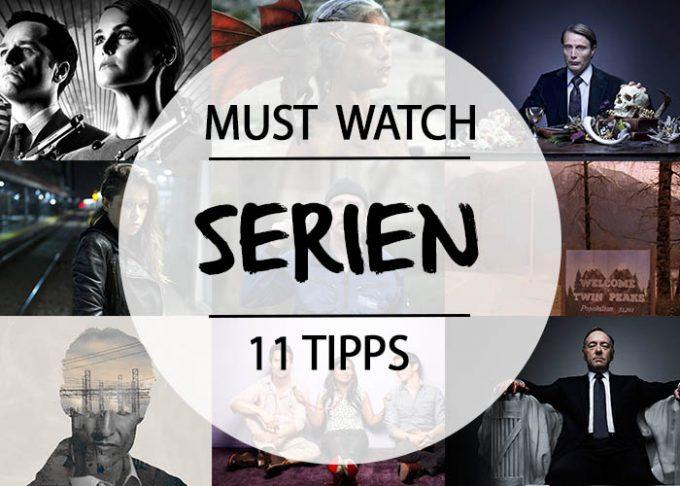 Gute Crime Serien