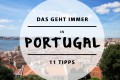 Reisevergnügen portugal