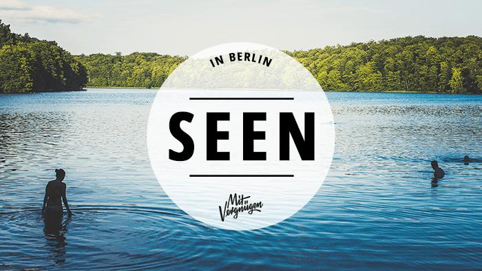 Seen in und um Berlin, Seen, schwimmen, Berlin, baden