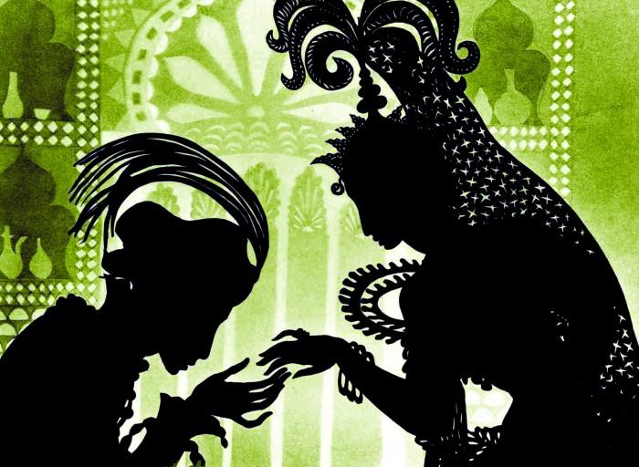 Abenteuer des Prinzen Achmed