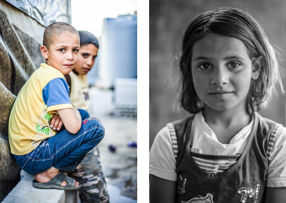 Refugee Libanon Kinder