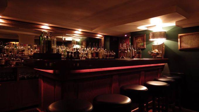 The Bar Marqus Hochwertig Und Hochprozentig Im