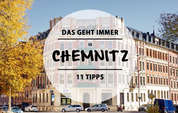 Reisevergnügen Chemnitz