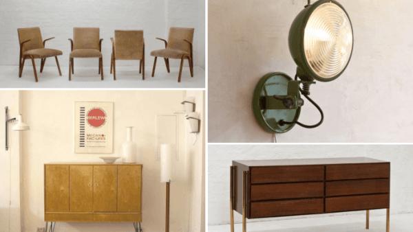 Hochwertige Vintagemöbel bei Trouvé | Mit Vergnügen Berlin