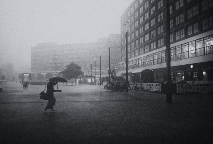 Regen Berlin