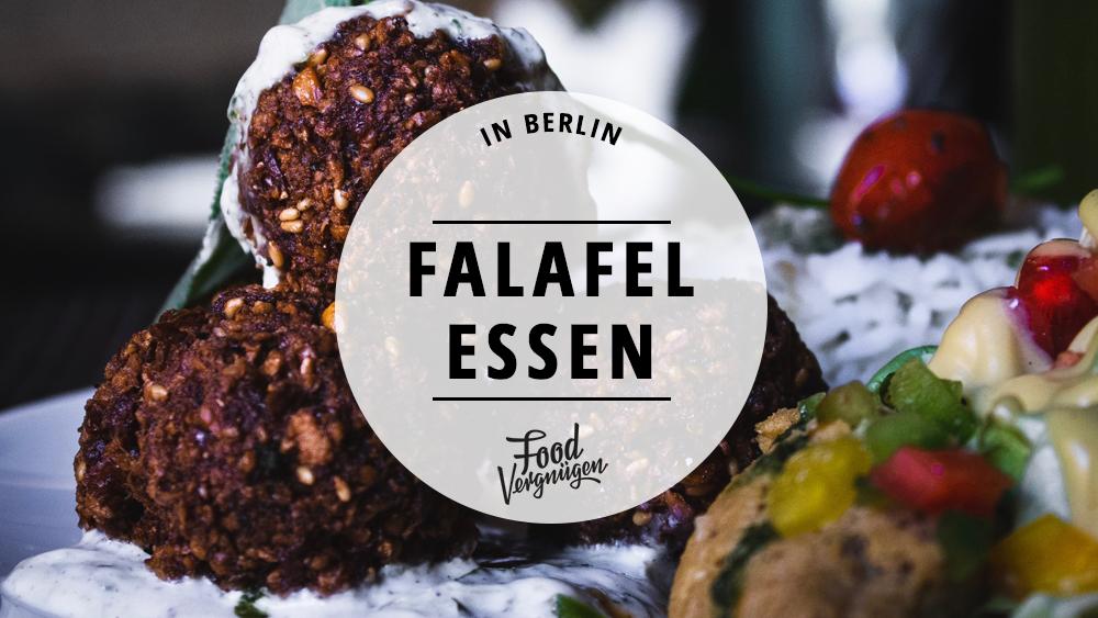 Coverbild Falafel-Guide für Berlin