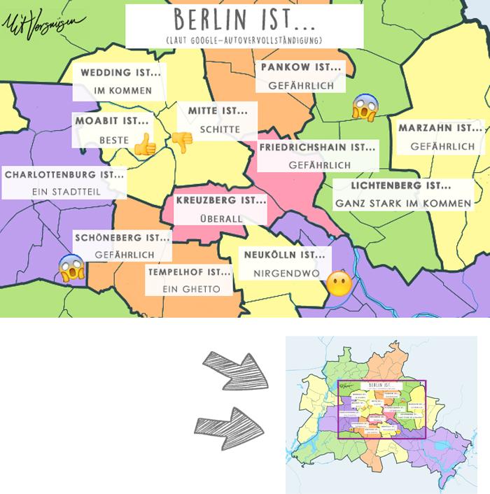 Berlin Stadtteile Gefährlich
