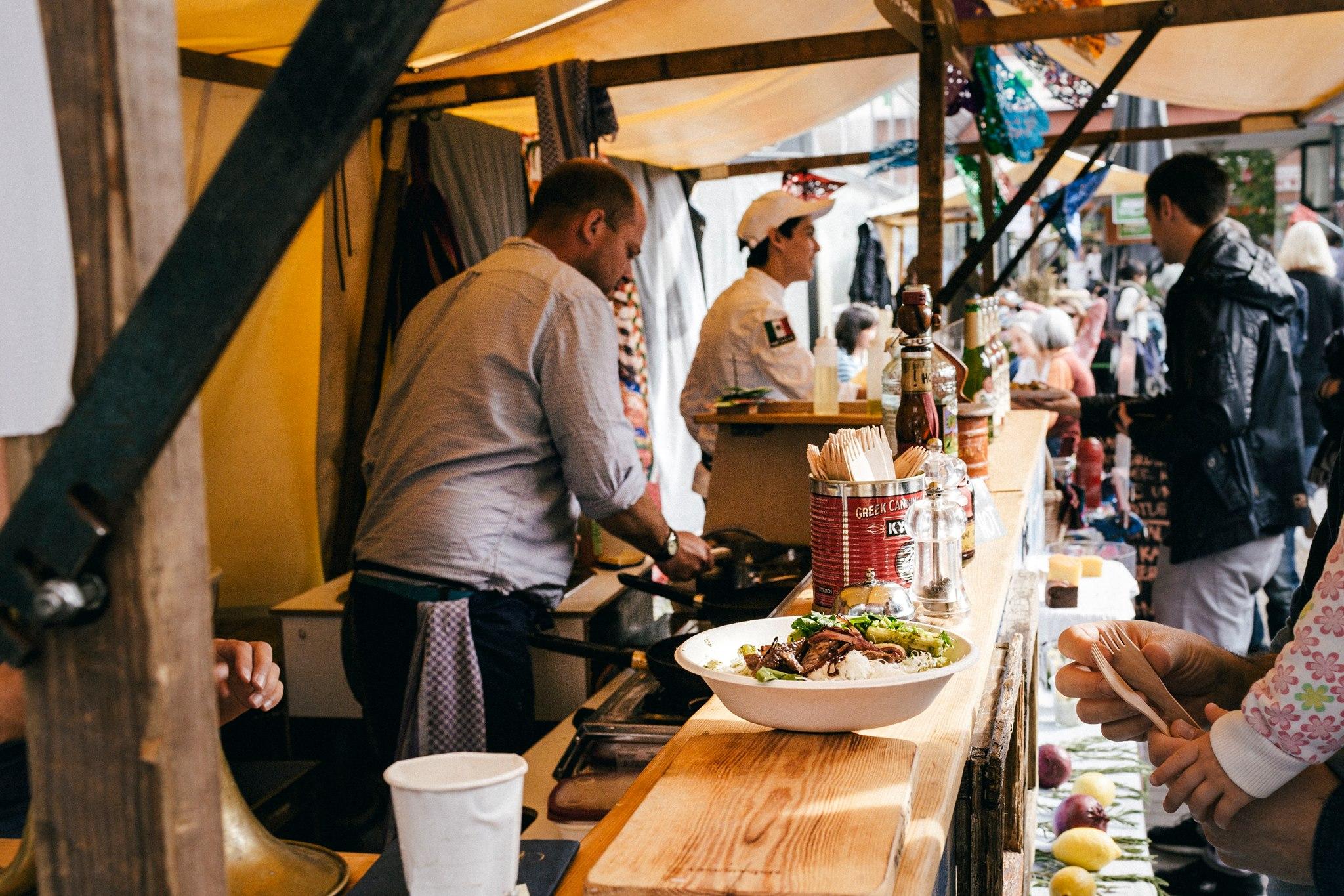 Berlin bekommt einen neuen Streetfood-Markt