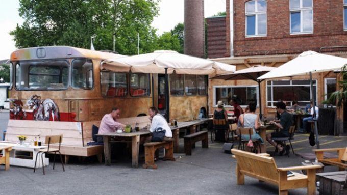 11 Cafés, Restaurants und Bars in Wedding, in denen ihr schön draußen essen könnt