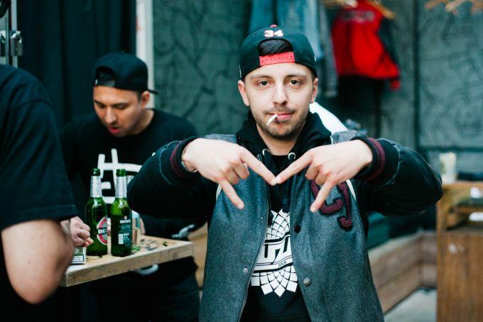 In Friedrichshain könnt ihr jetzt der ersten Hip-Hop-Partei ...