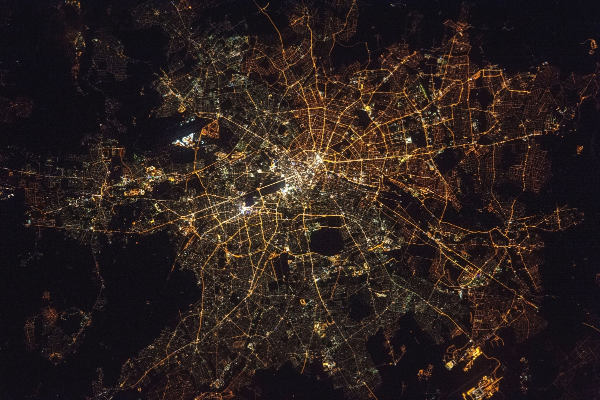 astronaut space crusade berlin - photo #38