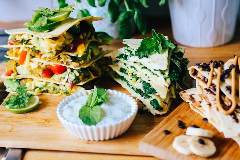 tortilla wraps füllung hackfleisch