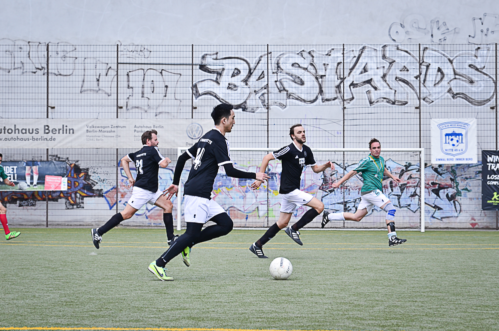 Berolina Mitte Fußball