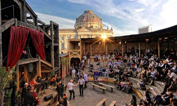In Diesen Berliner Open Air Theatern Gibt Es Keine Sommerpause Mit