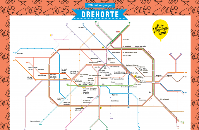 Mit Bus Und Bahn Zu Den Schönsten Drehorten In Berlin Mit