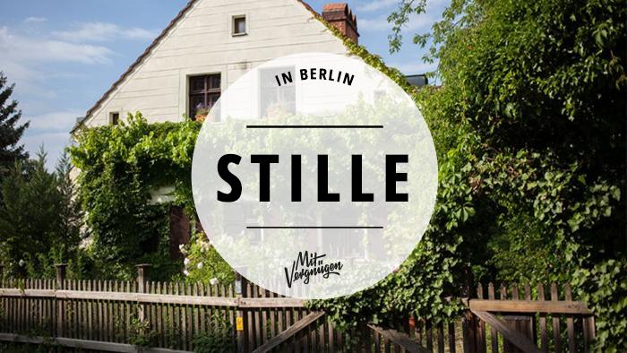 11 Orte in Berlin, an den ihr die Stille genießen könnt