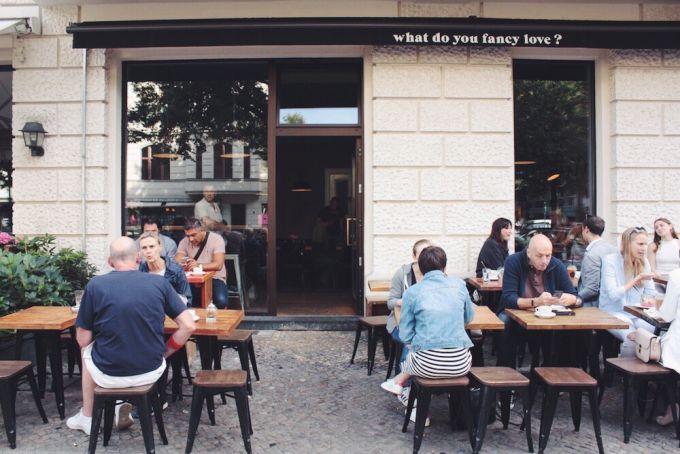 Cafe mal so mal so berlin