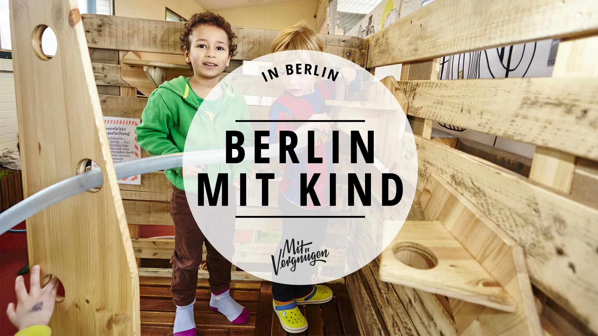 11 Orte in Berlin, die ihr mit eurem Kind bei schlechtem Wetter besuchen könnt