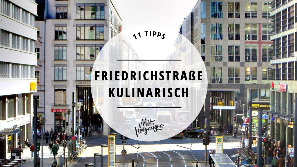 Cafe Friedrichstrasse Sonntag Berlin