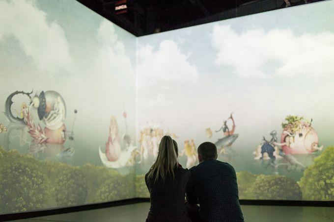 Dienstag 0301 Hieronymus Bosch Visions Alive Alte Münze Mit