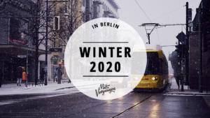 Winter 2020 in Berlin